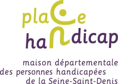 Logo Maison des personnes handicapées Seine-Saint-Denis (Maison Départementale du Handicap)